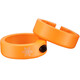 Supacaz Star Ringz Klemmringe neon orange